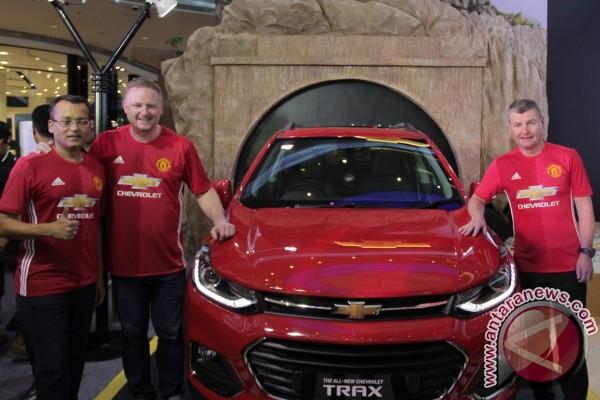 Chevrolet ajak konsumen menjajal Trax bersama pemain legendaris MU