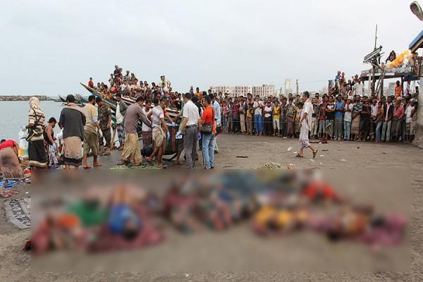 30 imigran Afrika tewas dalam serangan udara di Yaman