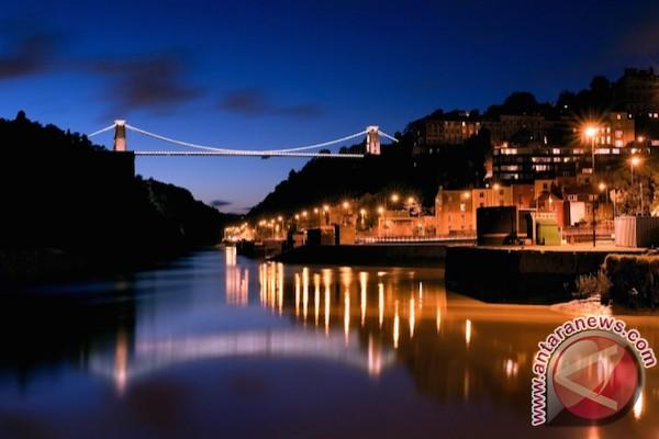 Bristol kota terbaik untuk bermukim di Inggris
