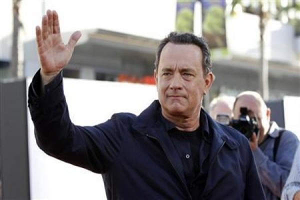 Tom Hanks jokes Twitter CEO inspired his character in