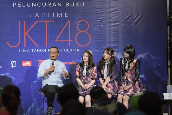 """Laptime JKT48"", mengabadikan perjalanan grup idola"
