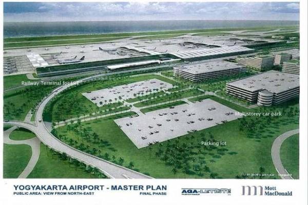 AP I mulai membangun bandara Kulon Progo