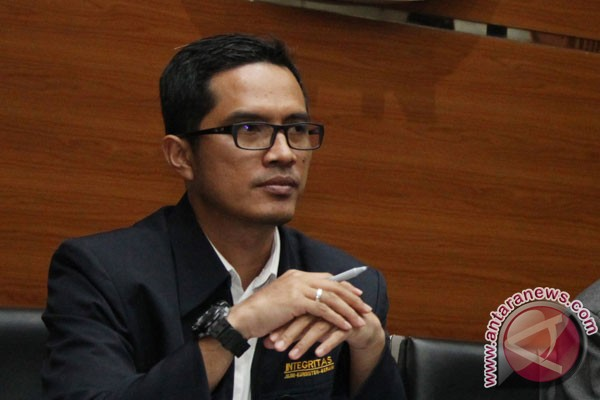 KPK belum bicarakan soal penahanan Setya Novanto