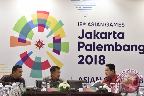 Indonesia tandingkan 40 cabang di Asian Games 2018