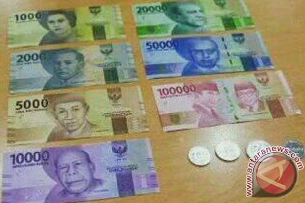 Rupiah terapresiasi 0,21 terhadap dolar Amerika