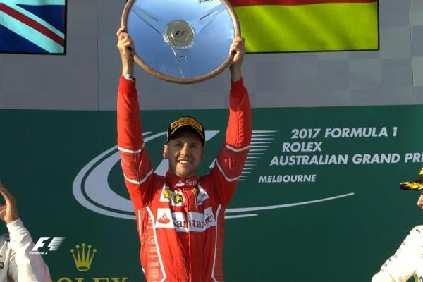 Peluang Vettel Dan Hamilton Di GP F1 Bahrain