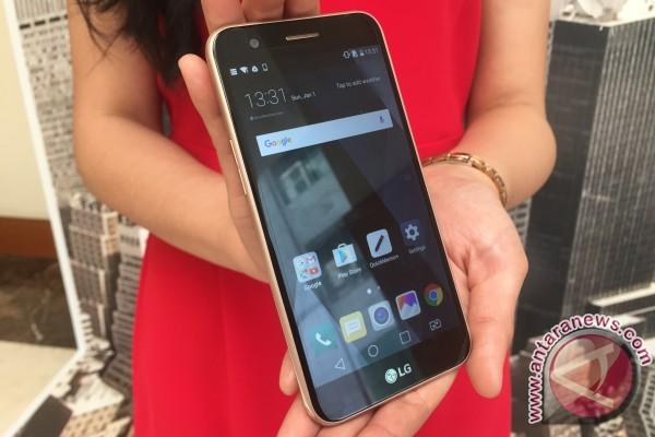 LG K10 2017 Meluncur Di Pasar Indonesia