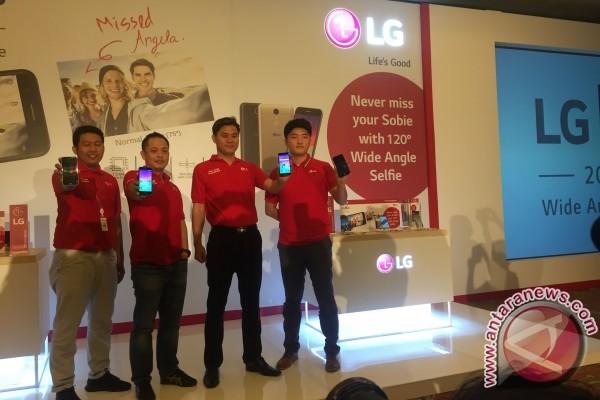 LG Luncurkan Ponsel Selfie, Ini Daftar Pesaingnya