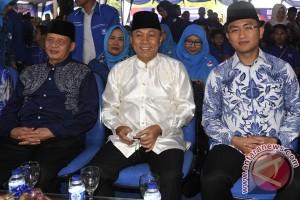 Kawal Hasil Pilgub Banten