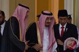 Kunjungan Kenegaraan Raja Salman