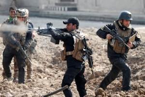 Pasukan Irak berusaha rebut kantung terakhir ISIS di Mosul