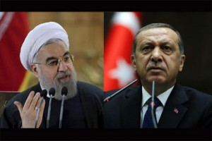 Presiden Iran, Turki bertemu untuk turunkan ketegangan