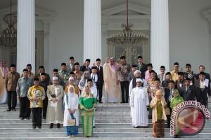 Raja Salman dan tokoh Islam Indonesia bahas perdamaian