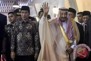 Raja Salman Kunjungi Masjid Istiqlal