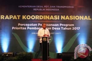 Rakornas Pembangunan Desa 2017