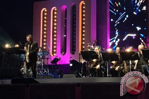 Satu dekade Ron King Big Band di Java Jazz (Video)