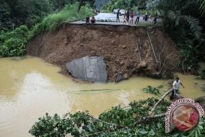 Banjir rendam 250 rumah di Bengkulu