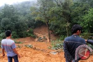 Longsor Di Kabupaten 50 Kota