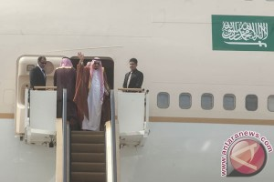 Sebelum ke Bali, Raja Salman sepakati perjanjian dengan Brunei