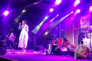 Napak tilas Monita di Java Jazz Festival