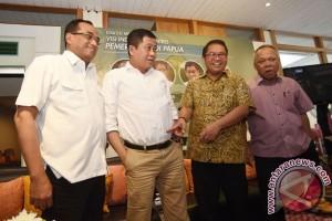 Papua jadi prioritas pemerintah wujudkan visi Indonesia Sentris