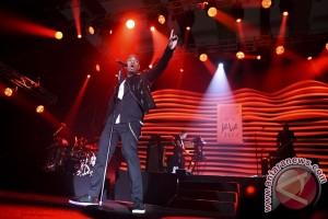 "Ne-Yo tutup penampilan di Java Jazz dengan ""Time of Our Lives"""