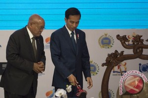 Presiden: Indonesia-Afrika Selatan bahas hambatan penurunan tarif