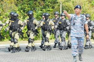 """TNI AL selamatkan """"muka"""" Indonesia di Selat Malaka"""