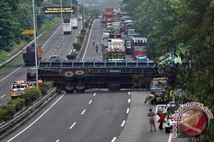 Kecelakaan Tol Dalam Kota Semarang