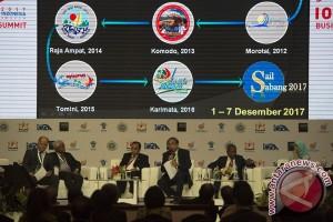Diskusi Sesi Ke-3 Business Summit