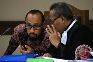 Politisi PAN dituntut 13 tahun penjara