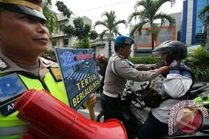 Polisi sambangi sekolah sukseskan Operasi Simpatik 2017