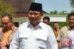 Gerindra rapat tentukan calon gubernur Jawa Barat