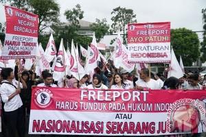 GP Ansor dukung pemerintah soal Freeport