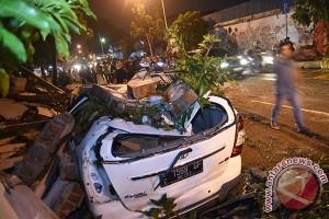Rumah di Temanggung rusak diterjang puting beliung
