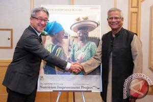 Peraih Nobel Perdamaian Prof. Yunus puji konsep bisnis sosial Ajinomoto