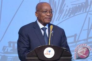Presiden Afrika Selatan bantah rencana perbaiki rumah pribadi Zuma