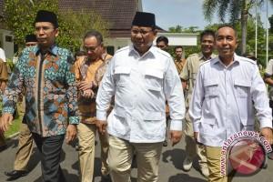 Prabowo minta maaf kepada warga NTB