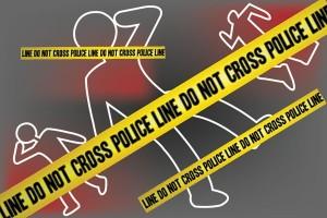 Gara-gara jalan dengan teman wanita, tetangga dibunuh dengan sadis