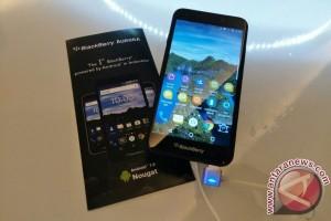Fitur unggulan Blackberry Aurora