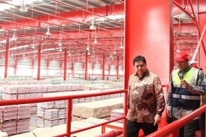 Industri minuman tambah investasi produksi dan distribusi