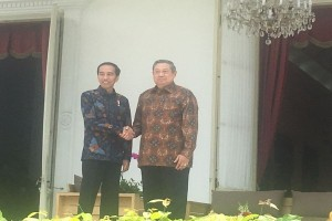 SBY janji hadiri setiap undangan Istana