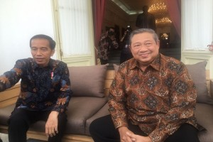 SBY ingin ada klub presiden dan mantan presiden