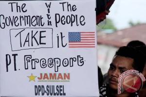 Mahasiswa Papua minta Freeport ditutup