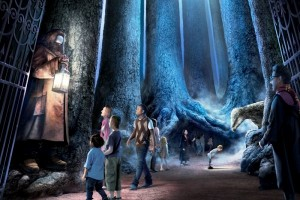 Hutan Terlarang Harry Potter segera dibuka untuk umum