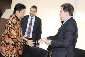 Perusahaan Austria lirik Indonesia bangun pabrik serat rayon
