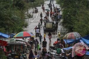 32 desa di Indragiri Hulu terendam banjir