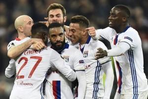 Liga Europa - Sempat tertinggal, Lyon tundukkan Roma 4-2