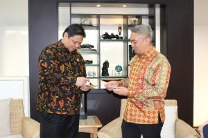 Indonesia tingkatkan ekspor produk industri ke Iran