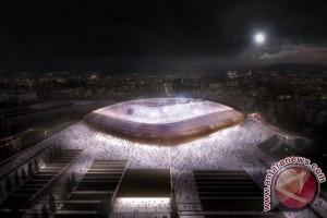Fiorentina bakal punya stadion megah baru